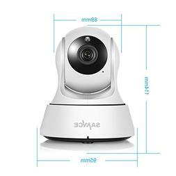 SANNCE HD Wireless IP Camera with Two-wa