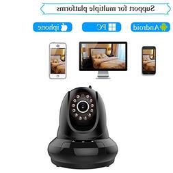 Agazer Wireless IP Video 720P HD Camera WiFi Home Surveillan