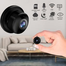 Wireless Mini IP <font><b>Camera</b></font> 1080P HD IR Nigh