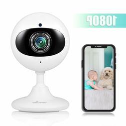 Wansview Wireless Security Camera, 1080P Home WiFi Surveilla