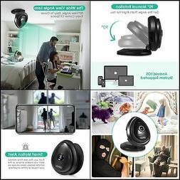 UOKOO Wireless Security Camera, 720P HD Home WiFi Wireless S