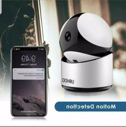 Wireless Security Camera, UOKOO HD Home Surveillance WiFi Wi