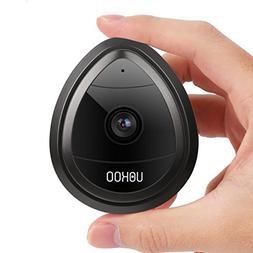 Wireless Security camera, UOKOO Mini IP Camera 720P HD Home