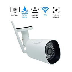 HD 1080P Wireless WiFi Security IP Camera SD Card Slot Max S