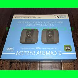 Blink XT Home Security Two Camera System w/ Base Sync Module