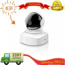 YI 1080p Home Camera YI Motion Detector 360 Baby Monitor Clo