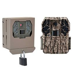 Stealth Cam Z36 No Glo 60' 10MP Video Game Camera with Secur