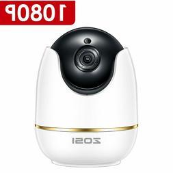 ZOSI 1080P HD Wifi Wireless Home Security IP Camera 2.0MP IR